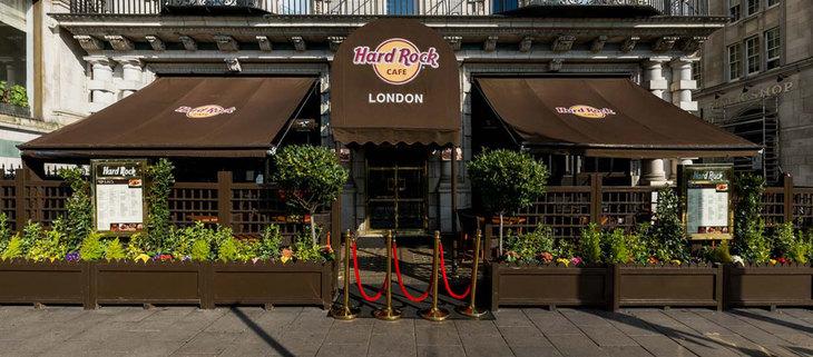 Interesting Restaurants Outside Of London