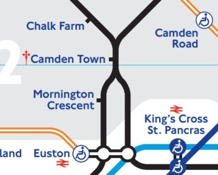How The Tube Map Lies