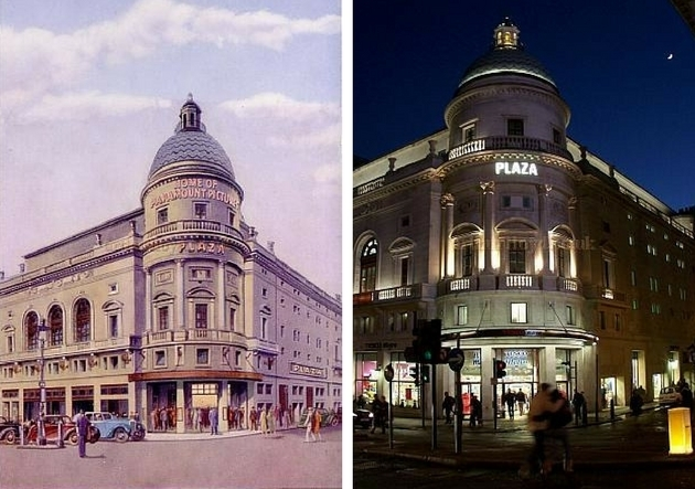 These Former London Theatre Have All Been Reinvented