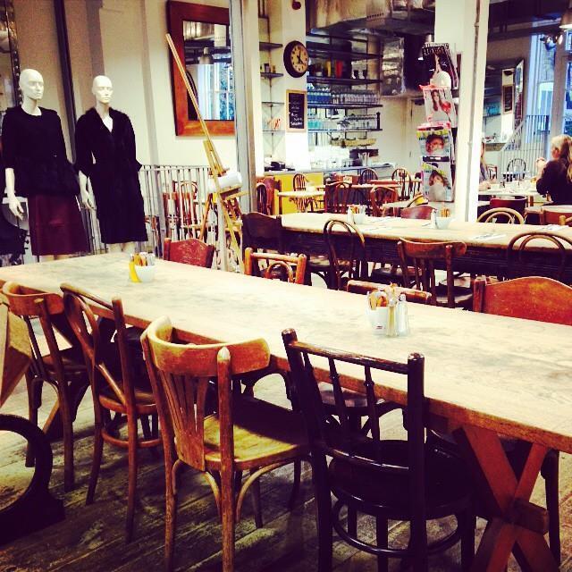 London's Secret Cafes