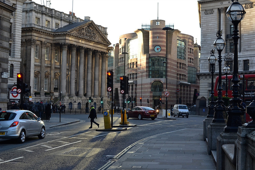 Don't Get Caught Out By The Bank Junction Car Ban