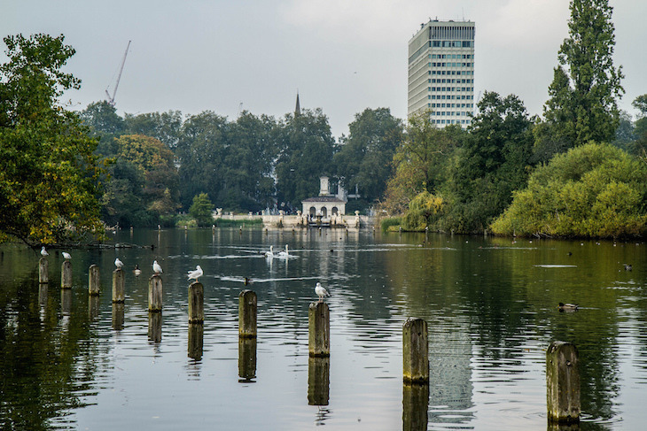 How Did London End Up With So Many Royal Parks?