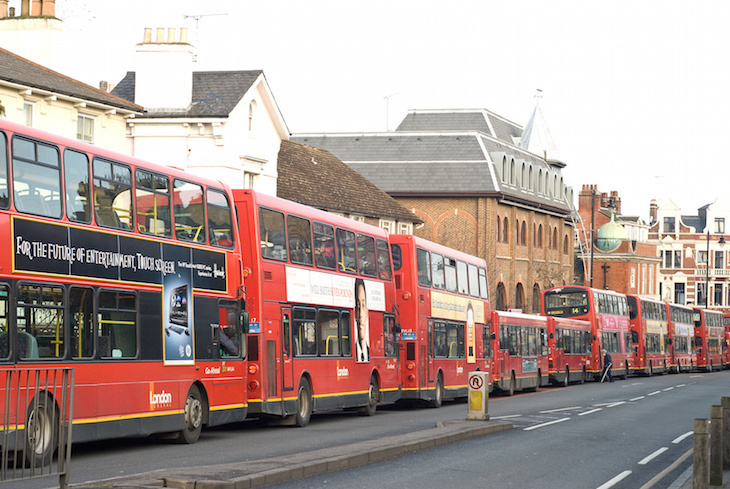 London's Buses To Get Tube-Style Colour-Coding For Routes