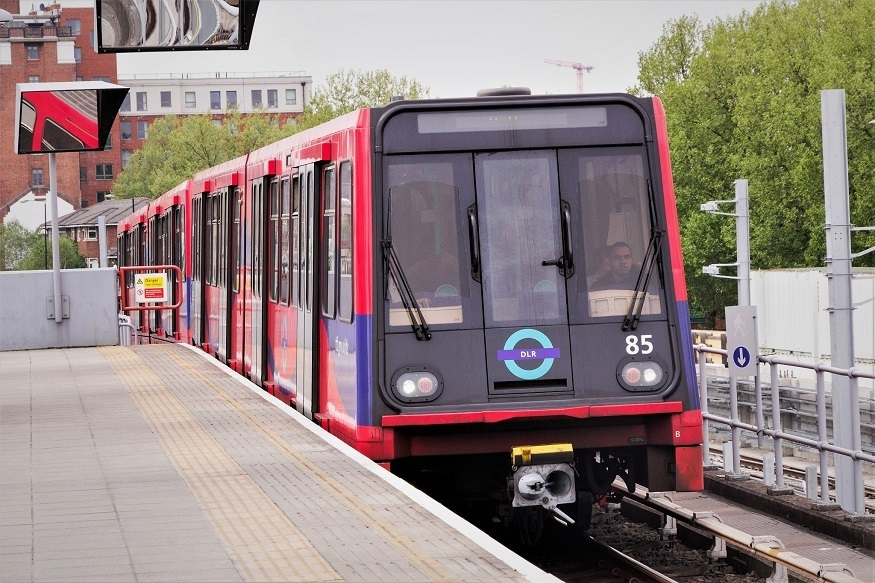 New Air-Conditioned Trains Coming To The DLR