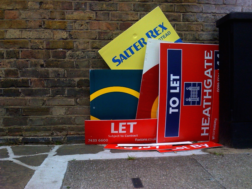 London Rents Are Falling For The First Time Since The Financial Crisis