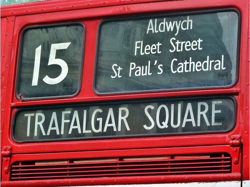 London's Bus Routes Will Soon Be Colour-Coded