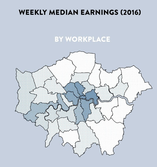 What's The Average Salary Where You Work And Live?