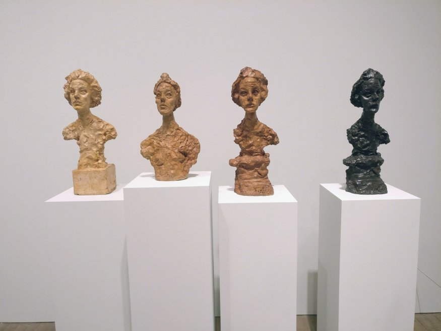 Giacometti At Tate Modern A Spindly Sculpture Spectacular