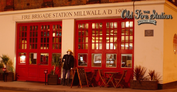 What's Happened To London's Old Fire Stations?