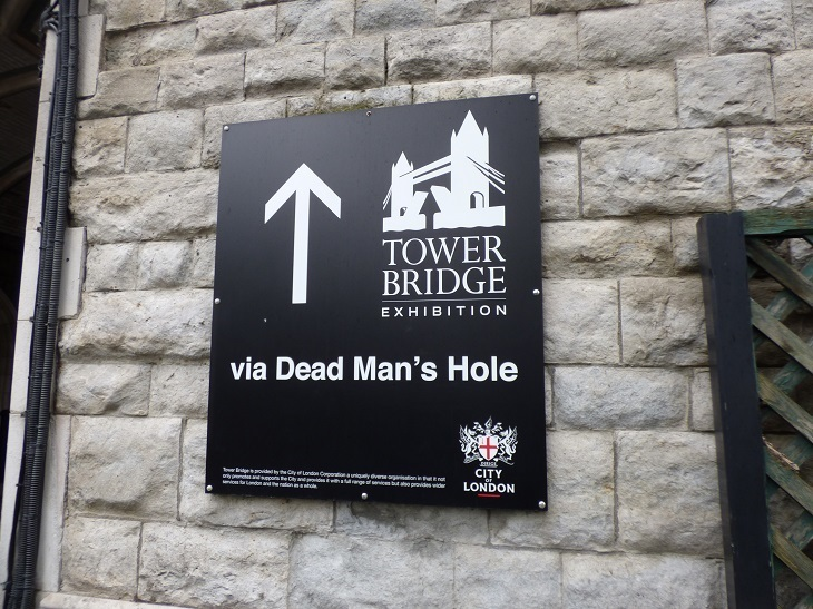 Ever Been To Dead Man's Hole?