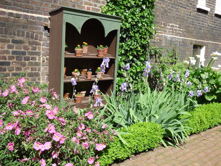 The Geffrye Museum's herb garden is an east London treasure