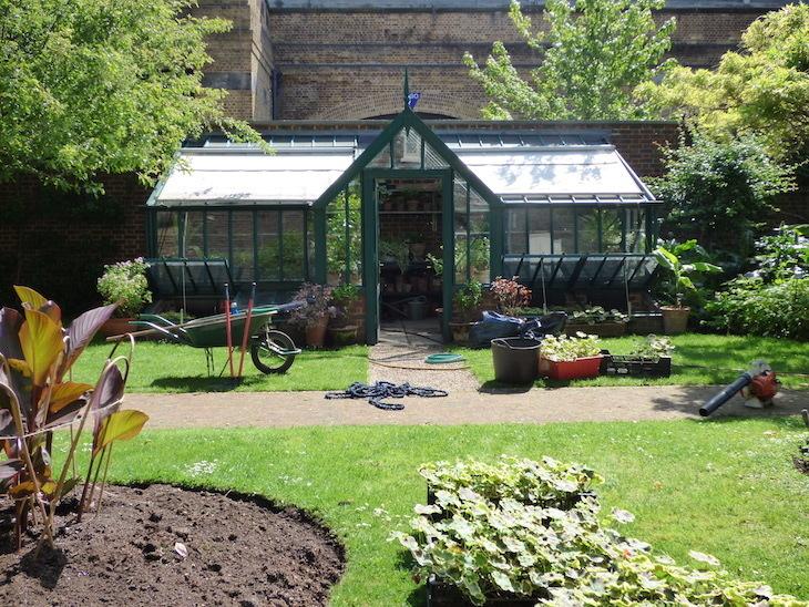 The Secret Garden Below The East London Line