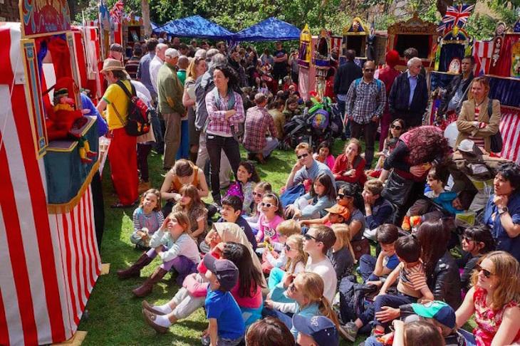 Craft Fair London St May