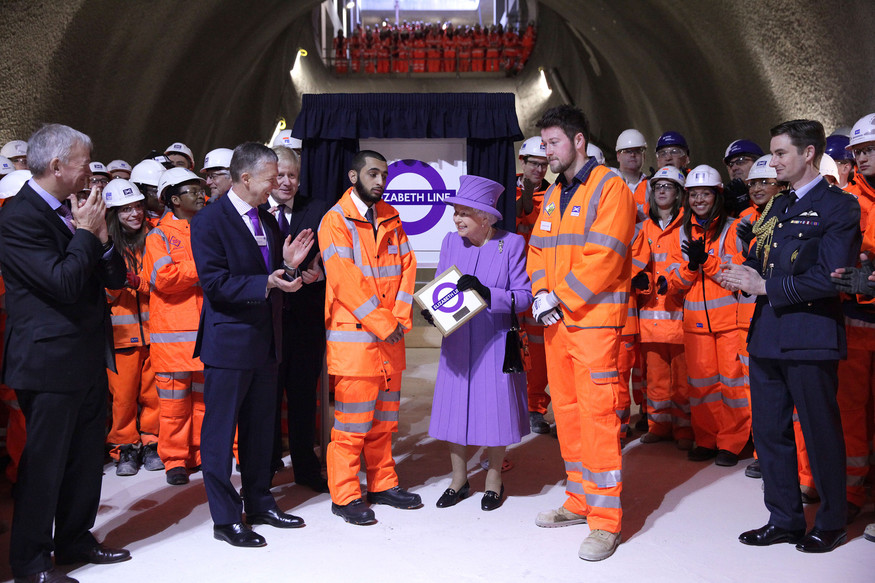 Will 'The Elizabeth Line' Really Stick As A Name?