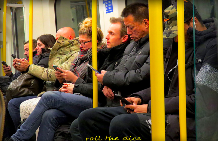 Looks Like Your Phone Will Soon Work On The Tube