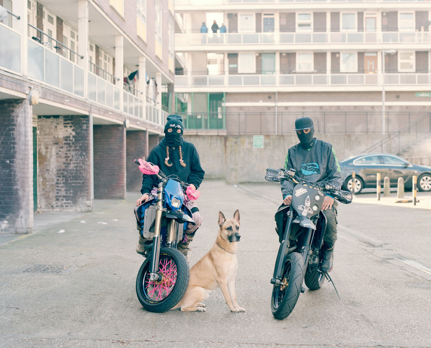 To outsiders, urban dirt biking can seem a menace; for those who partake it's a way of life. The crazy stunts these daredevils pull off across London's ...