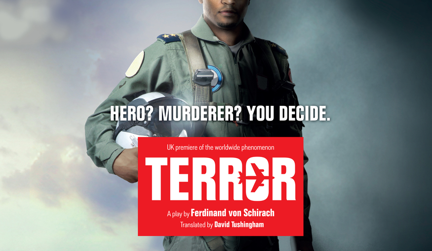 Decide One Man's Fate In Hit Show Terror