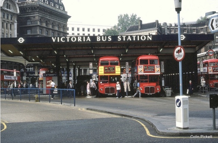 This Is What London Looked Like In 1986