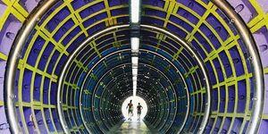 Beautiful London Tunnels