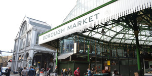 Borough Market Is Reopening Tomorrow