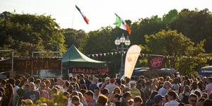 Burgers, Beer And Reggae: StrEATlife Festival Returns