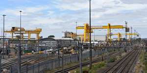 Have You Seen These Remnants Of A Failed Eurotunnel Project?