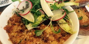 Food Review: A Dose Of Sunshine In Southwark