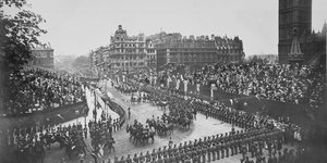 In Pictures: London In 1902