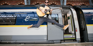 Winner Of London Busking Competition Takes On Paris