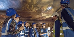 Win A Pair Of Tickets For A Unique Tour Of London's Own Sistine Chapel