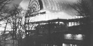 Victorian Prophecy: 'Crystal Palace Will Be Destroyed'