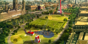 Ticket Alert: See The Skyline From London's New Zipline
