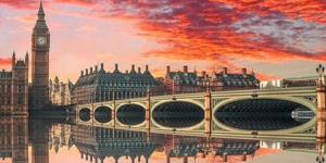 In Pictures: London's Crazy Beautiful Sunsets