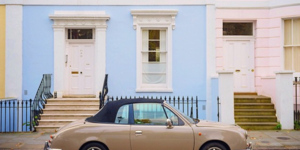 In Photos: Classic Cars On The Streets Of London