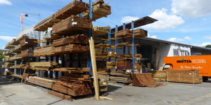Regeneration Is Forcing London's Timber Yards Out Of Business