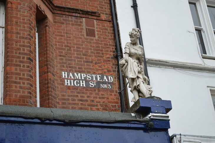 The London Borough Of Hampstead - Coming Soon?
