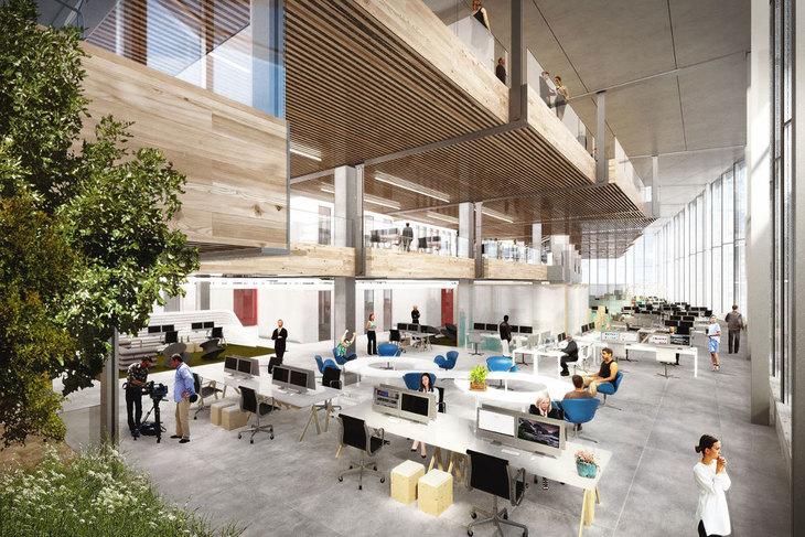 Google Unveils Plans For £1bn London HQ