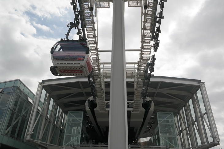 Why The Hell Do People Go On The Emirates Air Line?