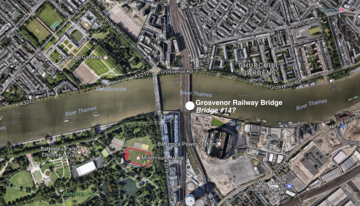 7 Secrets Of The Grosvenor Railway Bridge