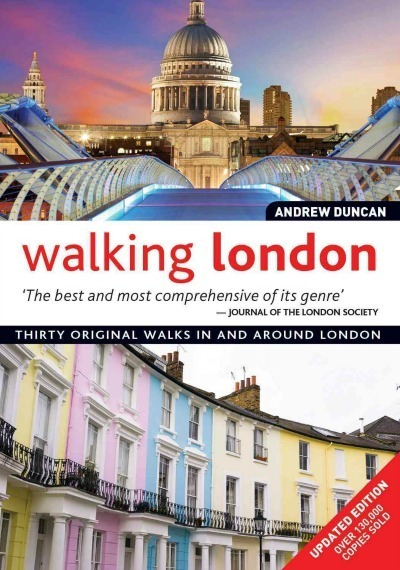 10 Walking Tour Books: The Best Way To See London