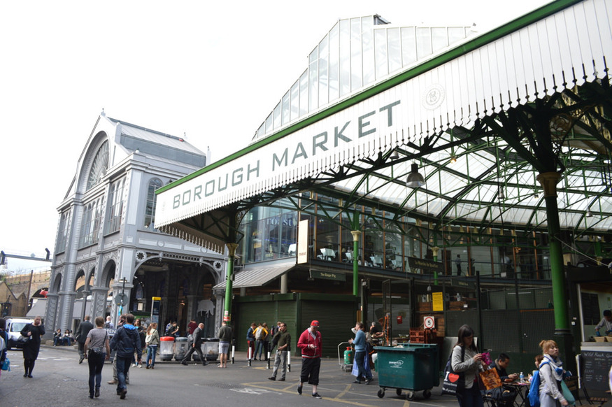 Borough Market Is Reopening Tomorrow