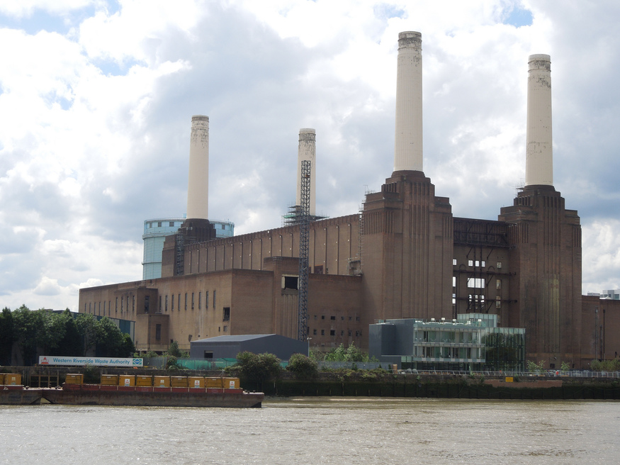 Tour Battersea Power Station With The Architect In Charge Of Its Refurbishment