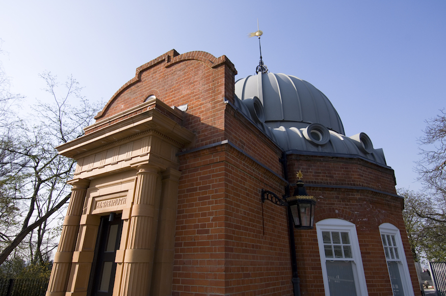 Help Fix This Beautiful Observatory