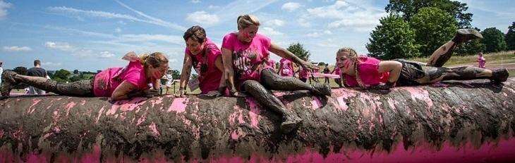Go running or get muddy for a great cause this summer