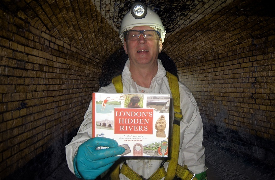 Don't miss this excellent book on London's hidden rivers