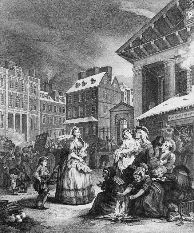 The 18th Century Brothel Where You Couldn't Have Sex