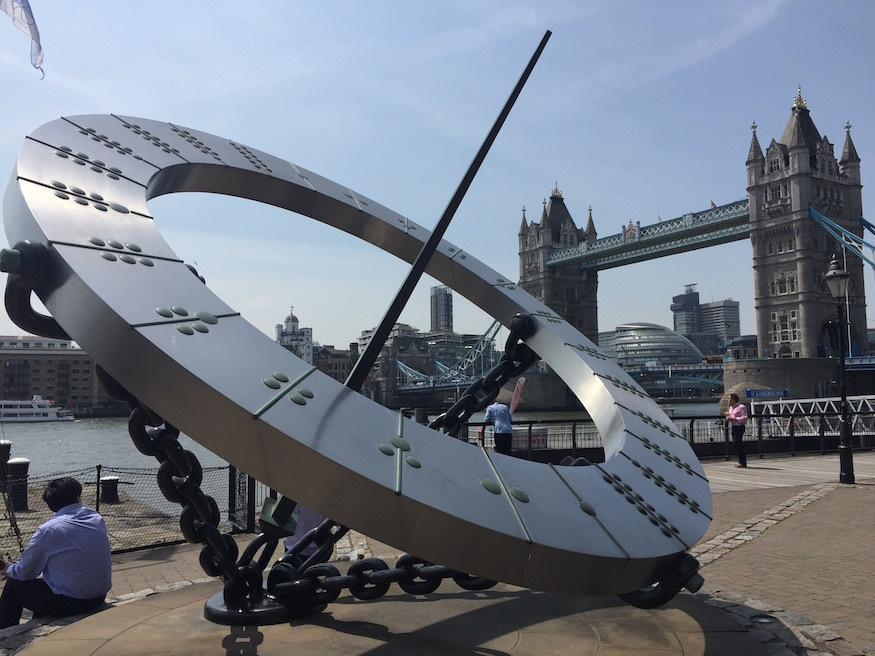 The Remarkable Sundials Of London