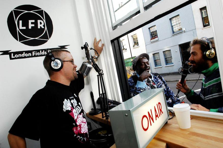 The Sounds Of London: Internet Radio Is Making Waves