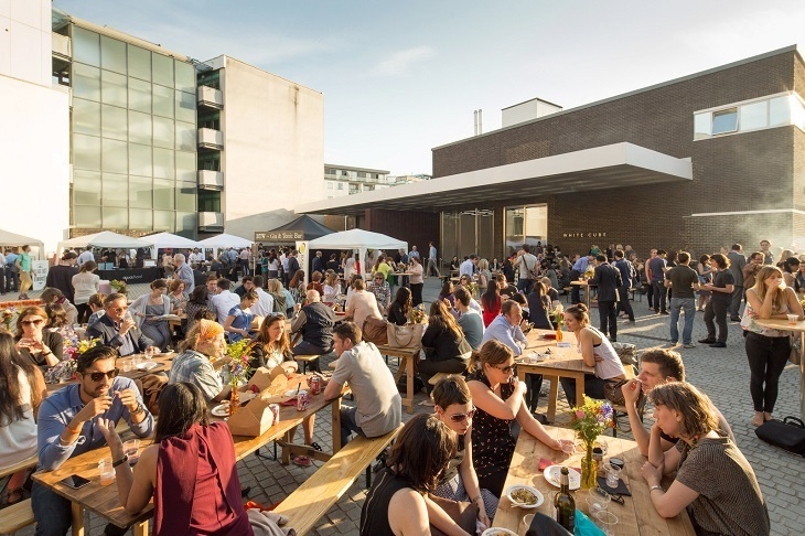 Check Out This One Day Foodie Pop-up By The Shard
