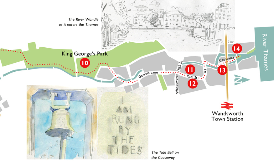 Ever Walked The Wandle? Here's A Great Way To Do It